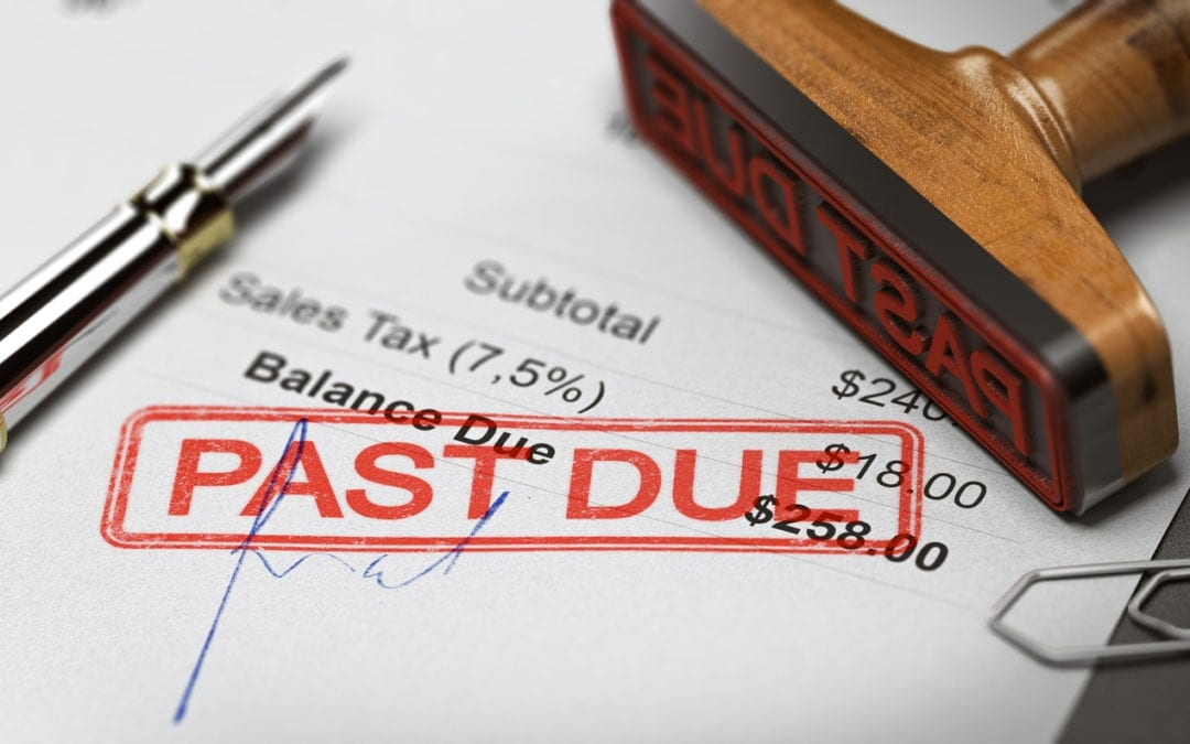 Top tips on managing late invoice payments